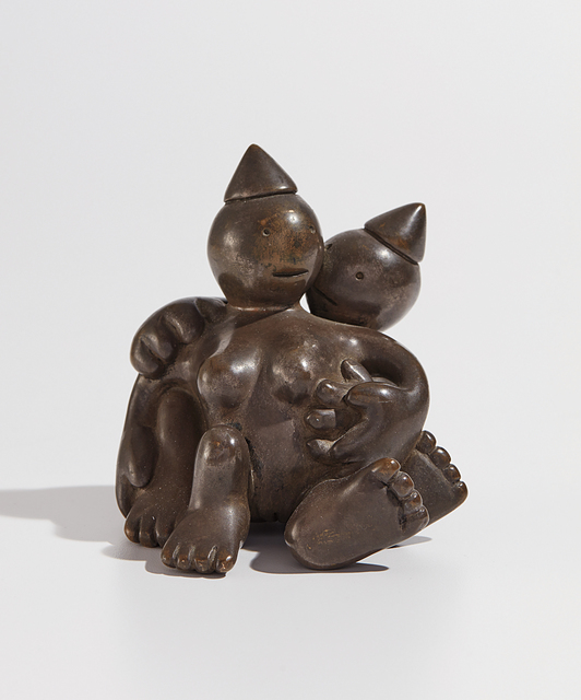 Tom Otterness, 'Lovers', 1992, Phillips