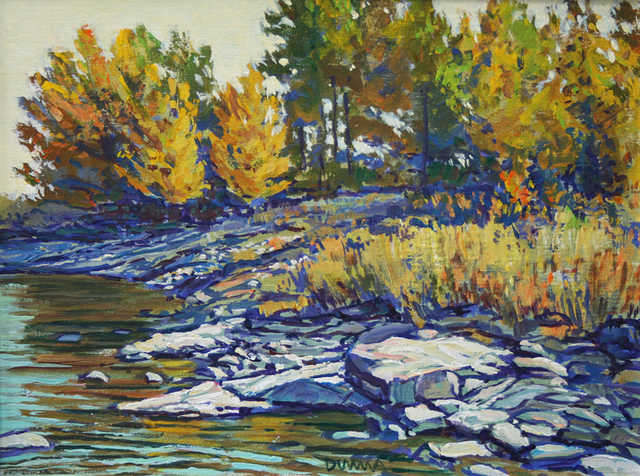 , 'Autumn on the Highwood #49.17,' , Wallace Galleries