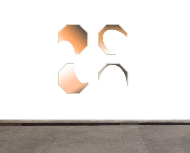 , 'A Moon for another planet,' 2018, Revolver Galería