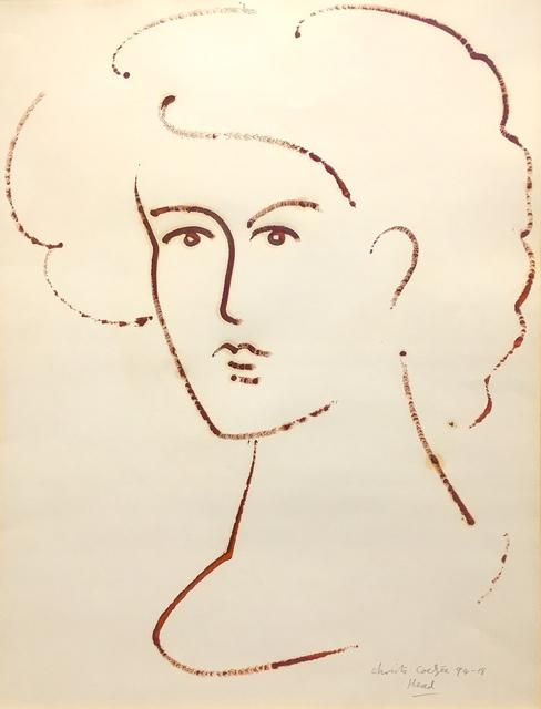 , 'Head ,' 1994, Absolut Art Gallery