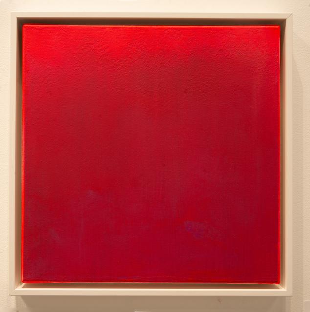 , 'Remember Crimson,' 2018, Linda Matney Gallery