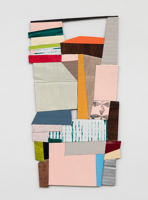 , 'Construction 107,' 2018, Front Room Gallery