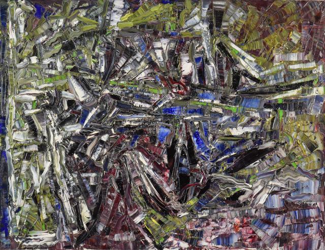 , 'Carros,' 1966, Stern Pissarro
