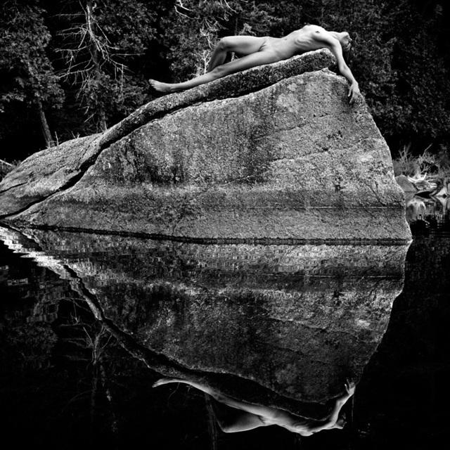 , 'Lake Saranac- No 08,' , Waterhouse & Dodd