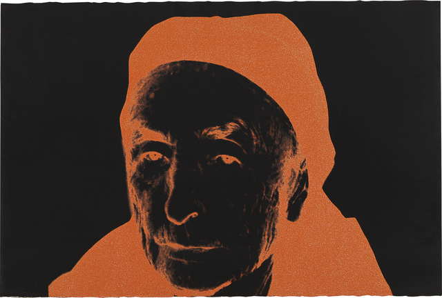 Andy Warhol, 'Georgia O'Keeffe', 1979, Phillips