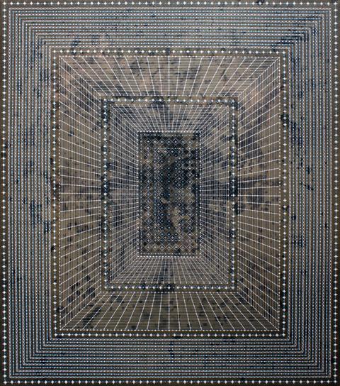 , 'Ram Darwaza 8,' 2010, Aicon Gallery