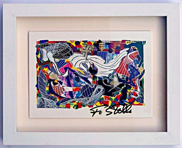 Frank Stella, 'Monstrous Pictures of Whales (Hand Signed) from the collection of UACC President Cordelia Platt', 1993, Alpha 137 Gallery Auction