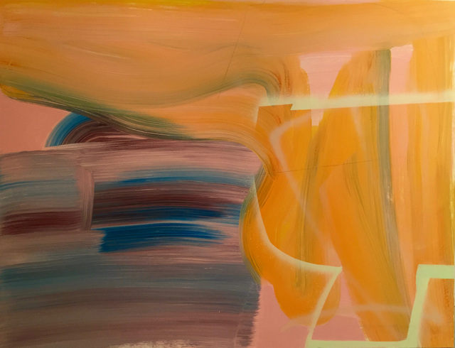 , 'Pale Green Outline,' 2016, David Richard Gallery