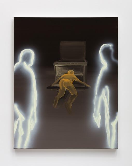 Tala Madani, 'Oven III', 2018, Pilar Corrias Gallery