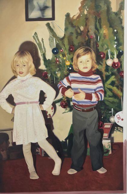 , 'Christmas,' 2018, SILAS VON MORISSE gallery
