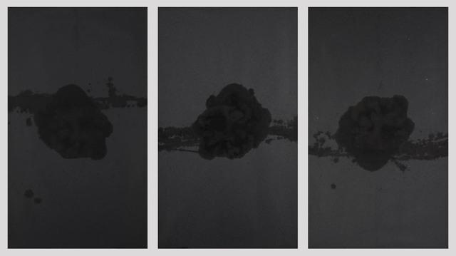, 'Three things,' 2018, Yuan Ru Gallery
