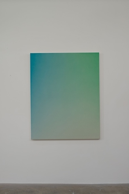 , 'Fade XXX Light Manganese Blue Green,' 2014, Vigo Gallery