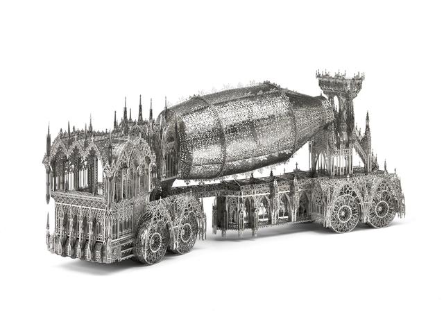, 'Cement Truck,' 2010, Virginia Museum of Contemporary Art