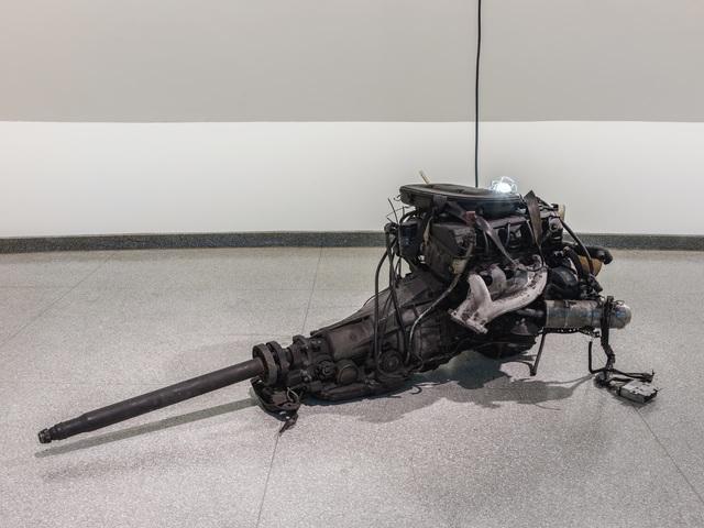 , 'Das Beste oder Nichts,' 2010, Guggenheim Museum