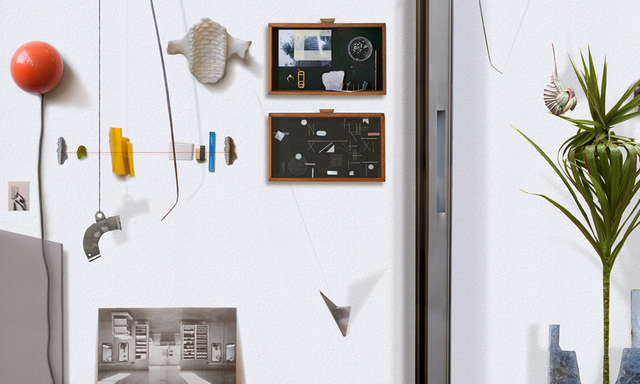 , 'Room #8, Wall no. 1,' 2011, Meislin Projects