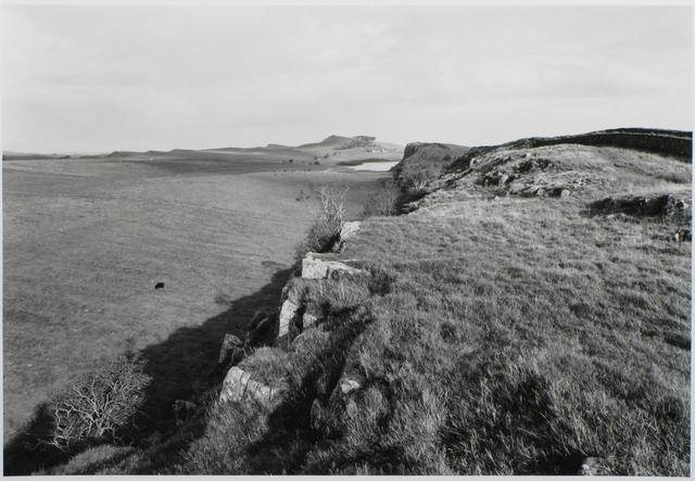 , 'Hadrian's Wall, Northumberland, England,' 1980, photo-eye Gallery