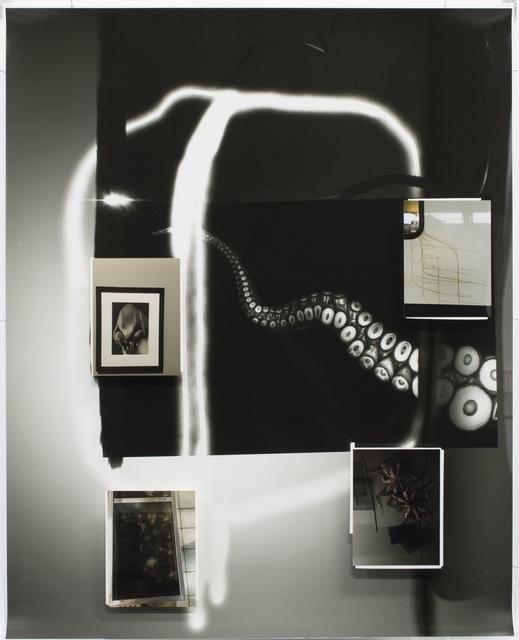 , 'Tentacle Series (Père Ubu),' 2016, Art Bärtschi & Cie | Geneva, Switzerland