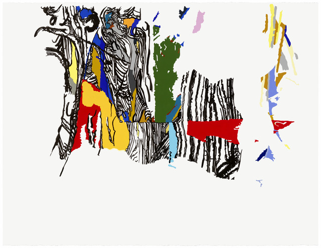 , 'Last Touch J3.3,' 2016, Gallery NAGA