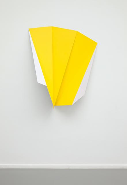 , 'Gelb,' 2015, Philipp von Rosen Galerie