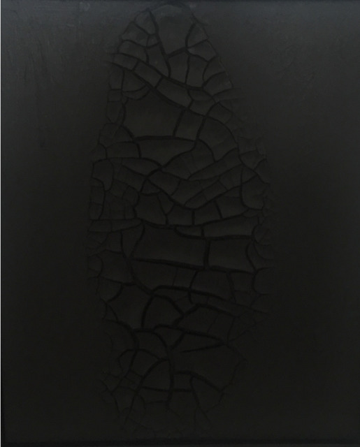 , 'El negro 1054,' 2015, Galeria Enrique Guerrero