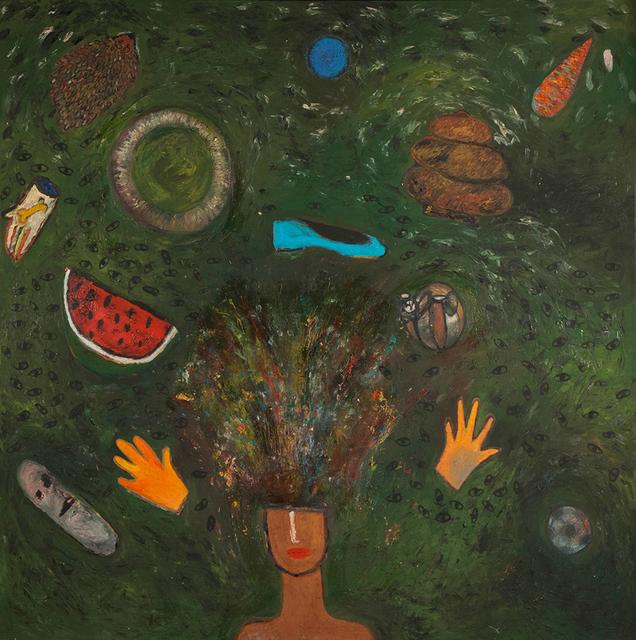 , 'Insomnia,' 1986, San Jose Museum of Art