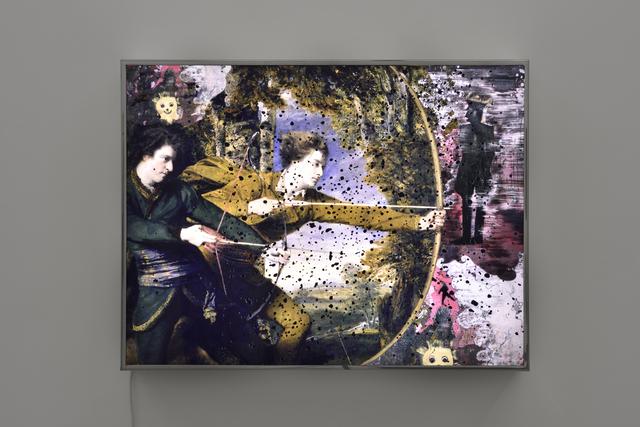 Hélène Delprat, 'Reynolds ', 2017, Galerie Christophe Gaillard