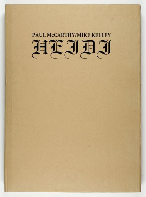 , 'HEIDI,' , Galerie Krinzinger