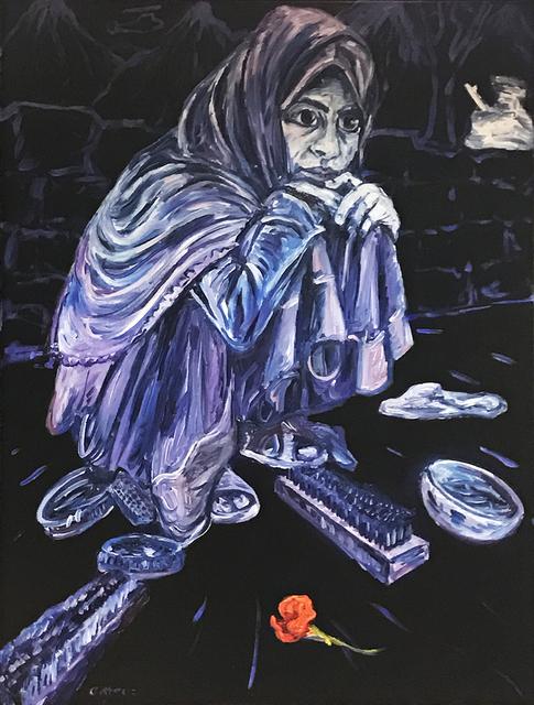 , 'Shazia - Shoe Shine Girl,' 2017, Nanda\Hobbs