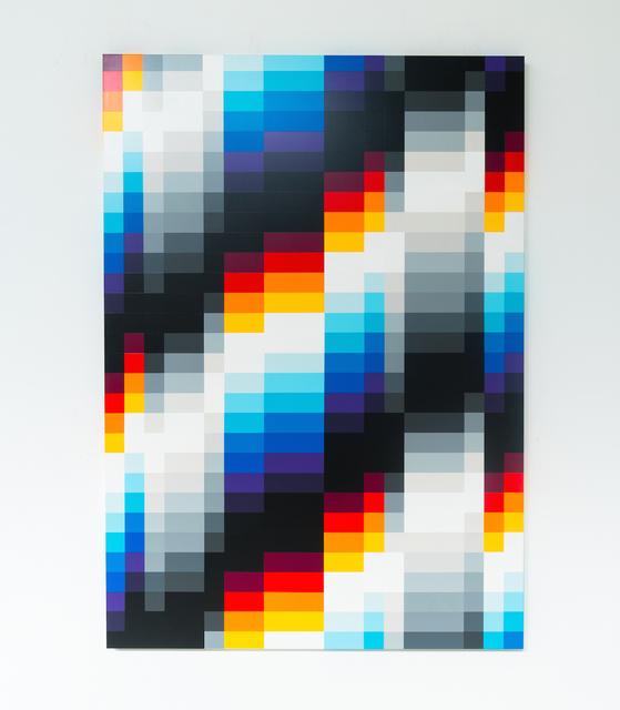 , 'Chromadynamica 75,' 2018, Joshua Liner Gallery