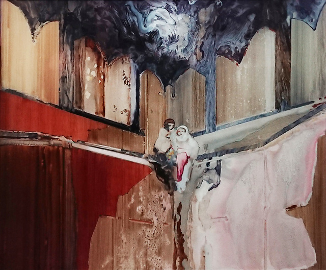 Helena Wyss-Scheffler, 'Von Stein umgeben', 2018, Galerie SOON