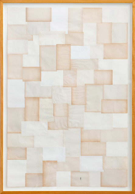 , 'Silent Drawing No. 16,' 2010, Casa Triângulo