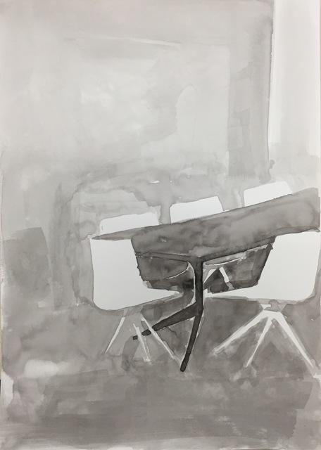 , 'Ink Rooms 4,' 2017, Galerie Huit