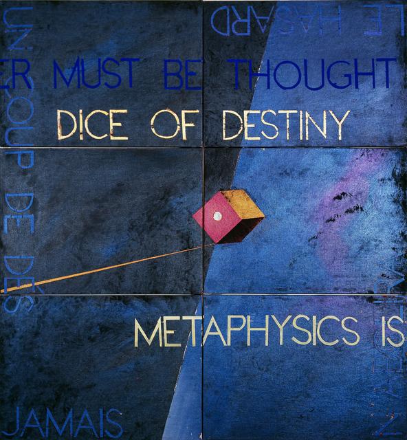 , ' Metaphysical Detail V,  75.5 x 71 cm ,' 2017, Roslyn Oxley9 Gallery