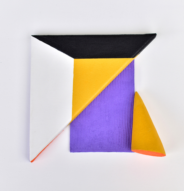 , 'Cutting Corners II,' 2018, Charles Nodrum Gallery