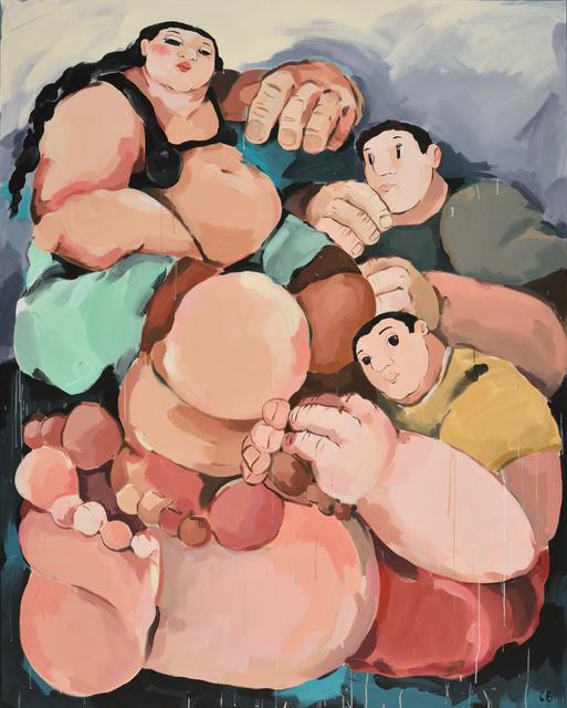 Cristina BanBan, 'Devotion', 2018, Galerie Kornfeld