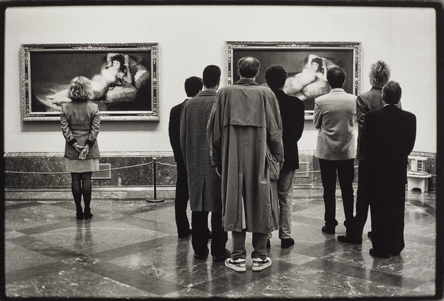 Elliott Erwitt, 'Museo del Prado, Madrid', 1995, Phillips