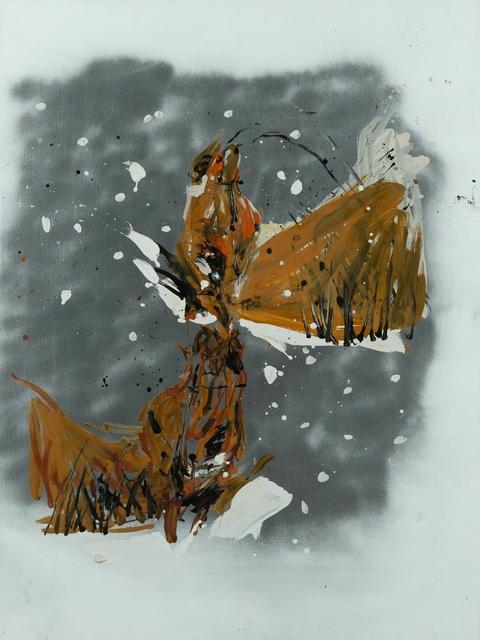 Georg Baselitz, 'Schneeroman', 2003, SETAREH GALLERY