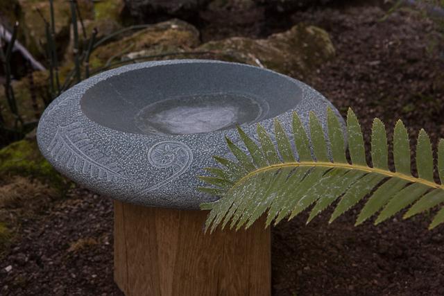 , 'Fern Bowl,' , Chelsea Physic Garden