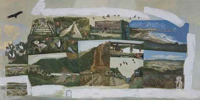 , 'DMZ,' 2010, Hakgojae Gallery