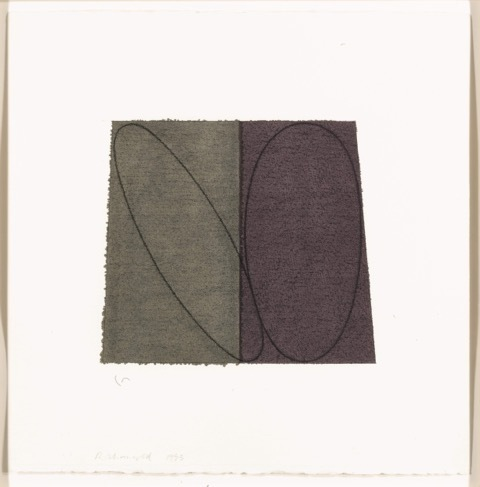 , 'plane/figure,' 1993, Simoens Gallery