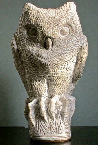 , 'Owl,' 2013, Cristina Grajales Gallery