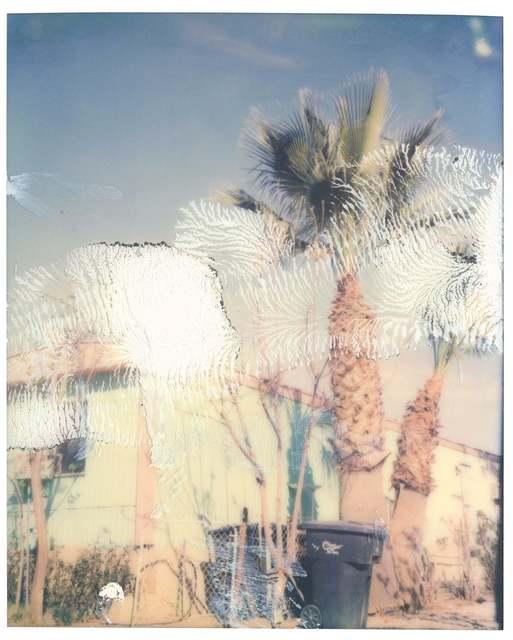 Stefanie Schneider, 'Borrego Springs (California Badlands)', 2016, Photography, Digital C-Print based on a Polaroid, not mounted, Instantdreams