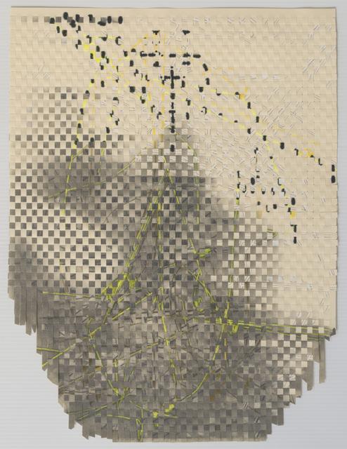 , 'palsies strife,' 2015, Honey Ramka