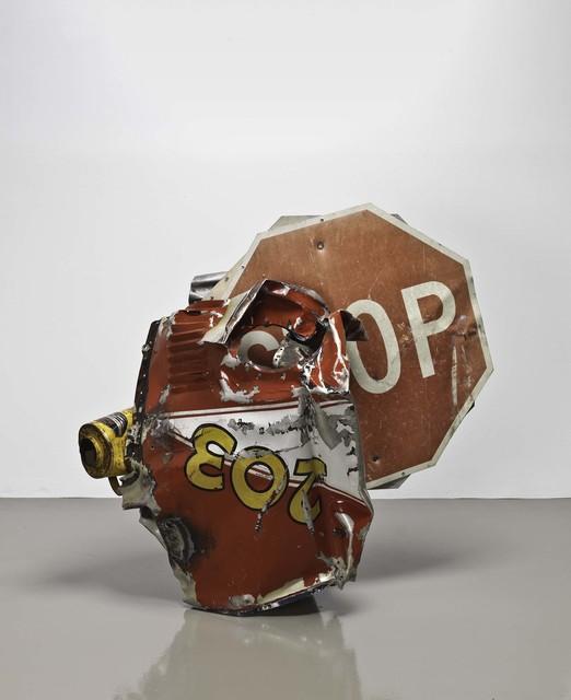 Robert Rauschenberg, 'Stop Side Early Winter Glut', 1987, Robert Rauschenberg Foundation