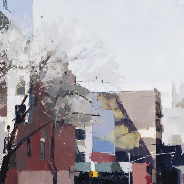 , 'Chelsea Blues ,' 2017, Kathryn Markel Fine Arts
