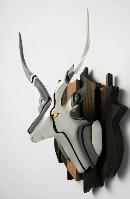 , 'Adaptation-Kudu,' 2012, Mindy Solomon Gallery