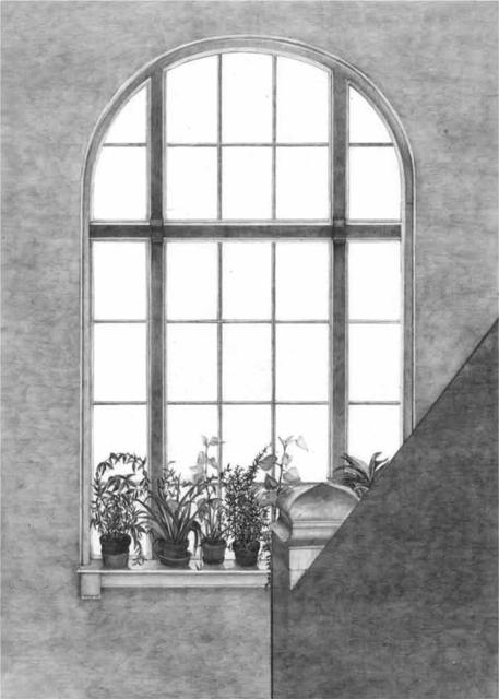 , 'Stairs 2,' 2014, Tappan