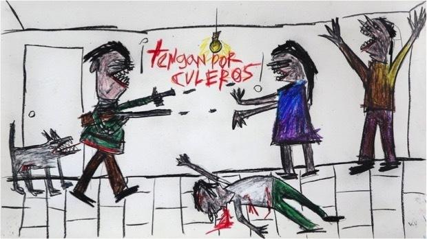 , '¡Tengan poe culeros! ,' 2015, NM Contemporáneo