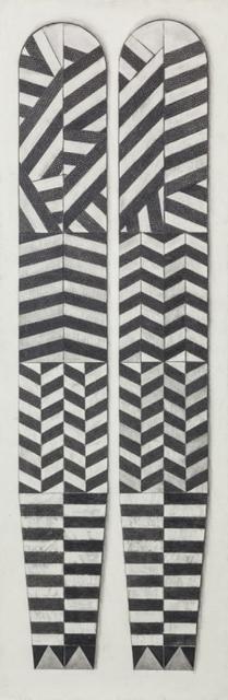 , 'Small Shields II,' 1998, Tufenkian Fine Arts