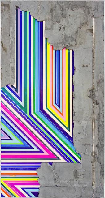 , 'Wall,' 2018, JanKossen Contemporary